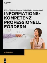 Informationskompetenz professionell fordern