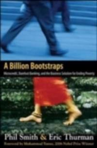 Billion Bootstraps: Microcredit, Barefoot Banking, and The Business Solution for Ending Poverty