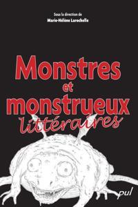 Monstres et monstrueux litteraires