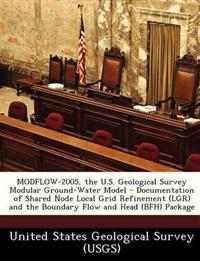 Modflow-2005, the U.S. Geological Survey Modular Ground-Water Model - Documentation of Shared Node Local Grid Refinement (Lgr) and the Boundary Flow and Head (Bfh) Package