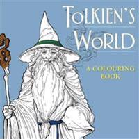 Tolkiens world: a colouring book