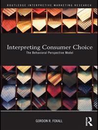 Interpreting Consumer Choice