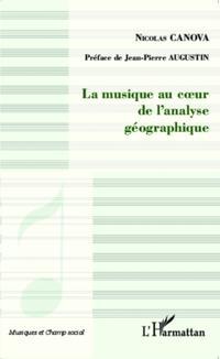 La musique au coeur de l'analyse geographique