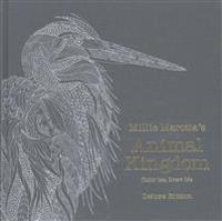 Millie Marotta's Animal Kingdom: Color Me, Draw Me