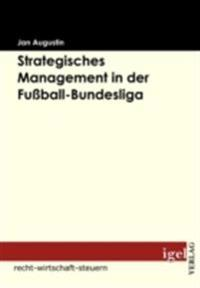 Strategisches Management in der Fuball-Bundesliga
