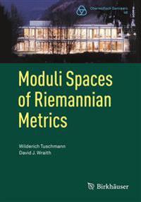 Moduli Spaces of Riemannian Metrics