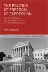 Politics of Freedom of Expression