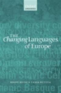 Changing Languages of Europe