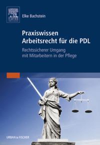 Praxiswissen Arbeitsrecht fur die PDL