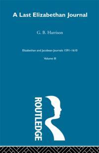Last Elizabethan Journal  V3