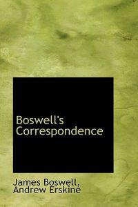 Boswell's Correspondence