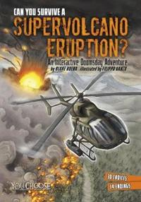 Can You Survive a Supervolcano Eruption?
