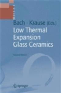 Low Thermal Expansion Glass Ceramics