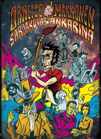 Ornette Birks Makkonen sarjakuvasankarina