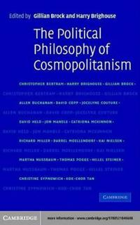 The Political Philosophy of Cosmopolitanism