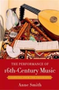 Performance of 16th-Century Music