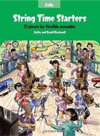 String Time Starters Cello book