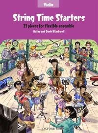 String Time Starters Violin book