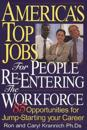 America's Top Jobs For People Re-entering The Workforce