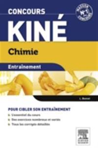 Concours kine Chimie Entrainement (version Pack) : NON COMMERCIALISE