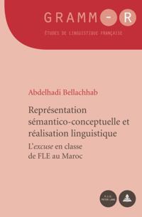 Representation semantico-conceptuelle et realisation linguistique