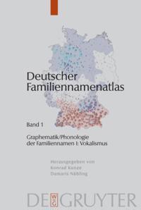 Graphematik/Phonologie der Familiennamen I