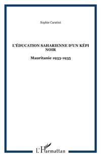 education saharienne d'un kepinoir