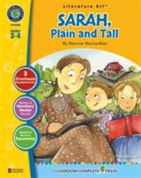 Sarah, Plain and Tall - Literature Kit Gr. 3-4