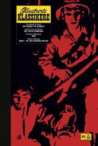 Mytteriet på Bounty ; Det hvite kompani ; Kim ; King of the Khyber rifles