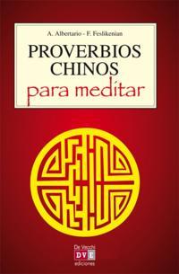 Proverbios chinos para meditar