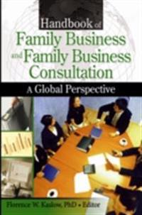 Handbook of Family Business and Family Business Consultation