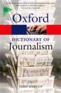 Dictionary of Journalism