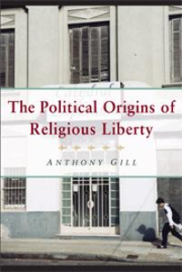 Political Origins of Religious Liberty