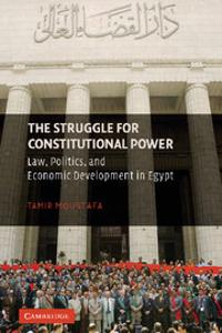 Struggle for Constitutional Power