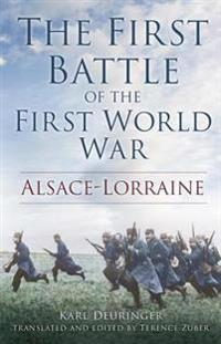 First Battle of the First World War