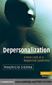 Depersonalization