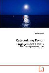 Categorizing Donor Engagement Levels