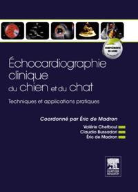Echocardiographie clinique du chien et du chat