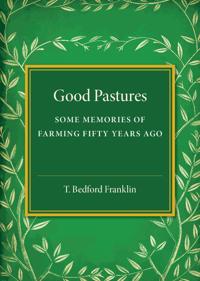 Good Pastures