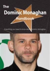 Dominic Monaghan Handbook - Everything you need to know about Dominic Monaghan