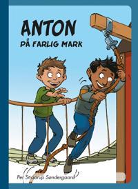 Anton på farlig mark - Per Straarup Søndergaard pdf epub