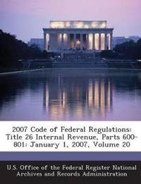 2007 Code of Federal Regulations