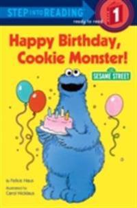Happy Birthday, Cookie Monster (Sesame Street)