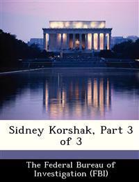 Sidney Korshak, Part 3 of 3