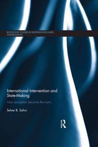International Intervention and State-making