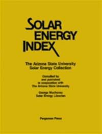 Solar Energy Index