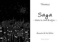 Saga - bilete la clasa de mijloc. Desenate de Paul Hitter