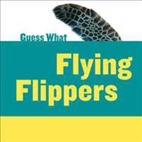 Flying Flippers: Sea Turtle