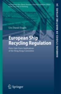 European Ship Recycling Regulation