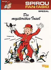 Spirou & Fantasio Spezial 14: Die mysteriöse Insel